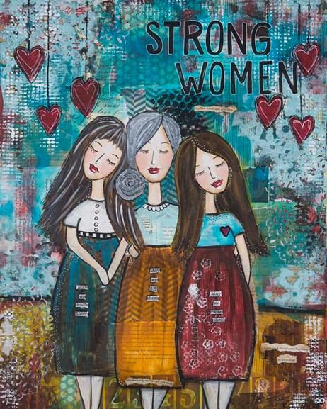 """""""Strong Women"""""""