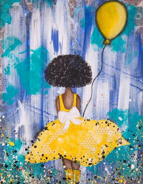 """""""Yellow Balloon"""""""