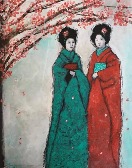 """""""Cherry Blossom Secrets"""""""