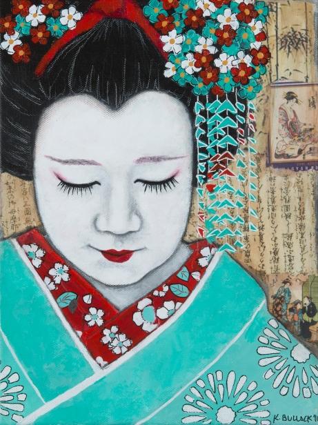 """""""Geisha 1"""""""
