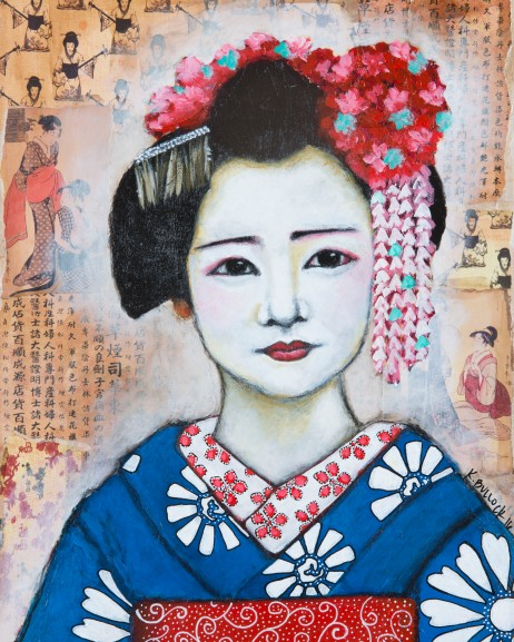 """""""Geisha 3"""""""