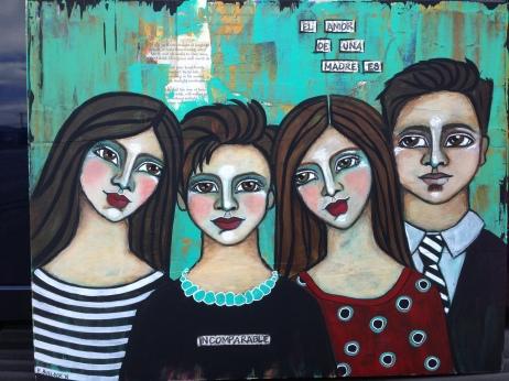"""""""Villegas Family Portrait"""""""